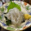 榊屋 - 料理写真:しらす定食の生しらす