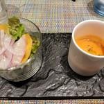 BIKiNi medi - スープ・サラダ・アップ。