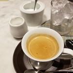 BIKiNi medi - アイスコーヒーになる前。