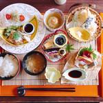 四季の庵 宮本 - 料理写真: