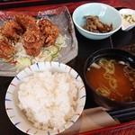 ふる里料理 つる屋 - 料理写真:ユーリンチ膳(900円)