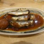 初かすみ酒房 - 料理写真:鰯の梅煮