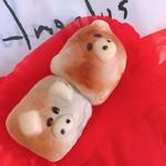 松石パン - 子ぶたパン