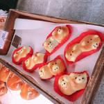 松石パン -