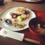 京料理 嵐亭  - 京料理。