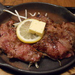 お肉だヨ!全員集合 バクテキ - フレッシュレモンバタービフテキ(M)