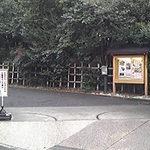 宝善亭 - 宝善亭の入口です。 目立たない場所にあります。