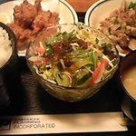 森のなかま - 料理写真:和食膳も充実してます。こちらは「森のなかま膳」900円