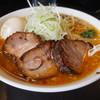 けやき - 料理写真:チャーシューラーメン & 煮玉子