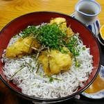 丼や 和華 - 料理写真:志布志三昧丼