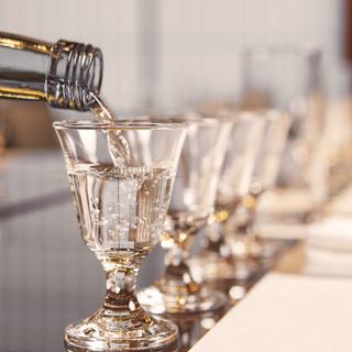 全国各地の日本酒や焼酎をはじめとする、料理に合う一杯をご用意