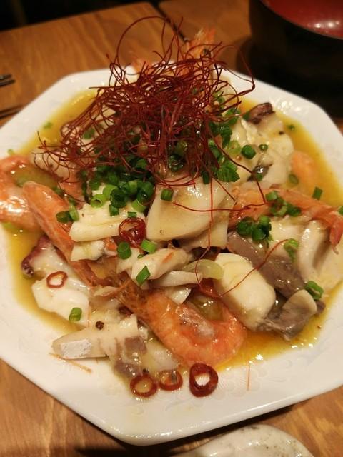 大人の食堂 シロボシの料理の写真