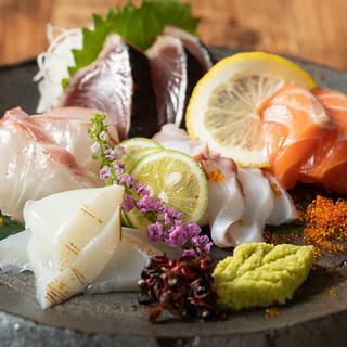 兵庫の旬をお届け。瀬戸内の鮮魚、淡路の天然魚も満喫