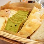 ティーケーピー カフェテリア - ※休止中※【朝食ビュッフェ】天然酵母パン