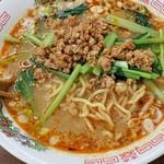 香港 - 坦々麺