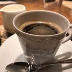 鉄板焼 心 - 鉄板焼 心(コーヒー)