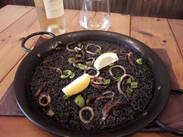 タヴェルナ トゥッカの料理の写真