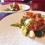 フランス家庭料理  グランダミ - ランチコース グラン・ダミ お肉料理