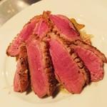 フランス家庭料理  グランダミ - ハンガリー産合鴨胸肉のロースト