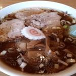 佐野金 - 料理写真:チャーシューワンタンメン 890円 ワンタンは何処?