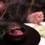 リストランテ カシーナ カナミッラ  - 尾崎牛ランプ