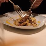 リストランテ カシーナ カナミッラ  - ピチ、マトン、冬瓜、ホワイトセロリ