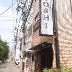 Osteria YOSHI - 外観