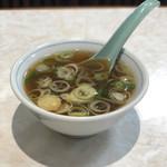 徐州楼 - スープ