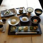 和み茶屋 - 料理写真:ゆば懐石ランチ(月替わり)