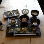 和み茶屋 - 懐石ランチ(月替わり)