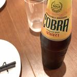 Asian Dining & Bar SAPANA - コブラビール