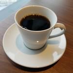 富士屋 グリル バー - ドリンクバーのホットコーヒー