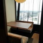 富士屋 グリル バー - 半個室風な席がたくさん