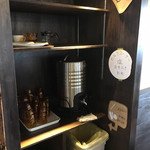 喫茶モーニング - 2階食器返却口