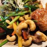 地元産天然お魚とアジアごはん アイワナドゥ 岩戸 -