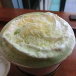 11548111 - 抹茶ホワイトチョコレート 430円。