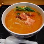 日本橋焼餃子 - トマト担担麺