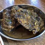 カラピンチャ - メインのブリ(汁なし)