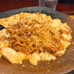 中国めしや 竹竹 - よく焼きの麺