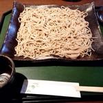 生そば 冨士川 - 十割蕎麦