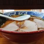 115488198 - 焼豚ワンタン麺