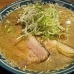 麺屋 八海山 - 煮干そばup