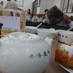 Lin Heung Tea House - プーアール茶とともに