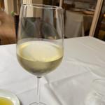 プリミ・バチ - デザートのかわりに、白ワイン