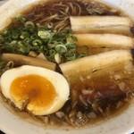 中華そば よし田 - 料理写真:濃厚中華そば680円