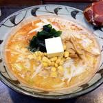 味噌一 - ピリ辛バター味噌ラーメン
