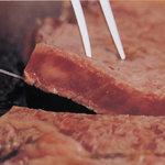 トッポ・ジージョ - 料理写真:純但馬牛ロースステーキ