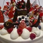 ナオキ 深沢店 - 2011 X'mas Cake (10号) Special Version