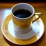 寿司鉄 - 寿司鉄 @平和台 食後のデミタスカップコーヒーサービス