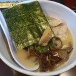 麺の心 - 心麺 ¥650+うずら(クーポン)